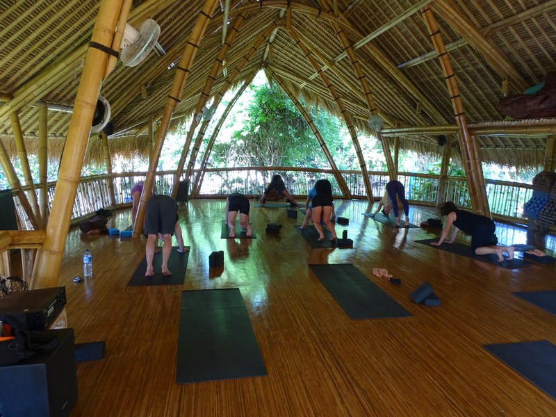 30. Yoga in Sanur