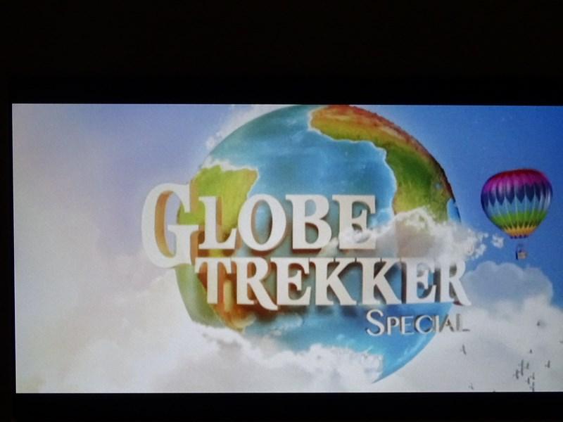 32. Globe trekker