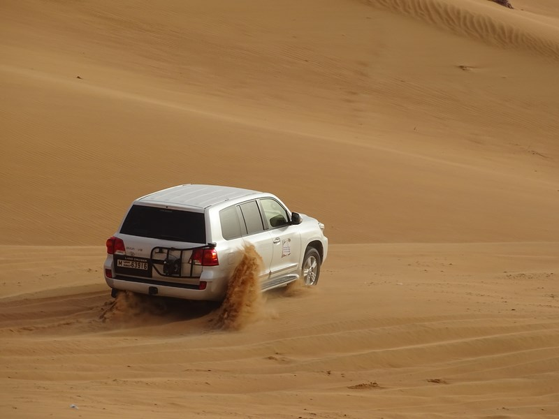 42. Desert Dubai