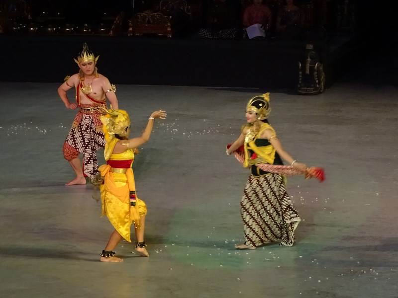 44. Dans Ramayana