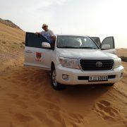 44. Desert Safari Sharjah