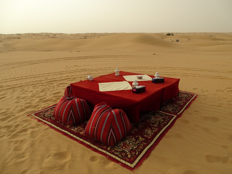 46. VIP Desert Safari