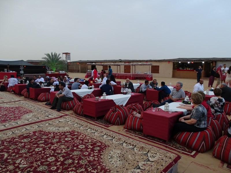 49. Desert camp
