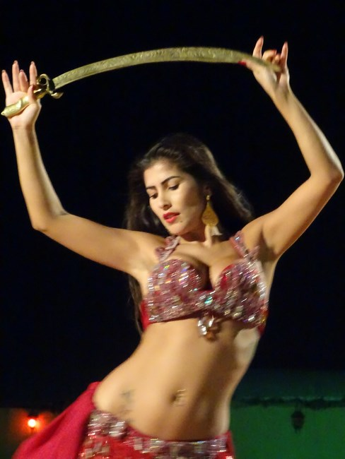 57. Belly dancer Dubai