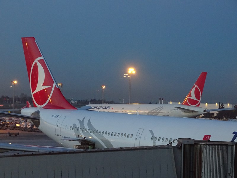 62. Turkish Airlines Istanbul