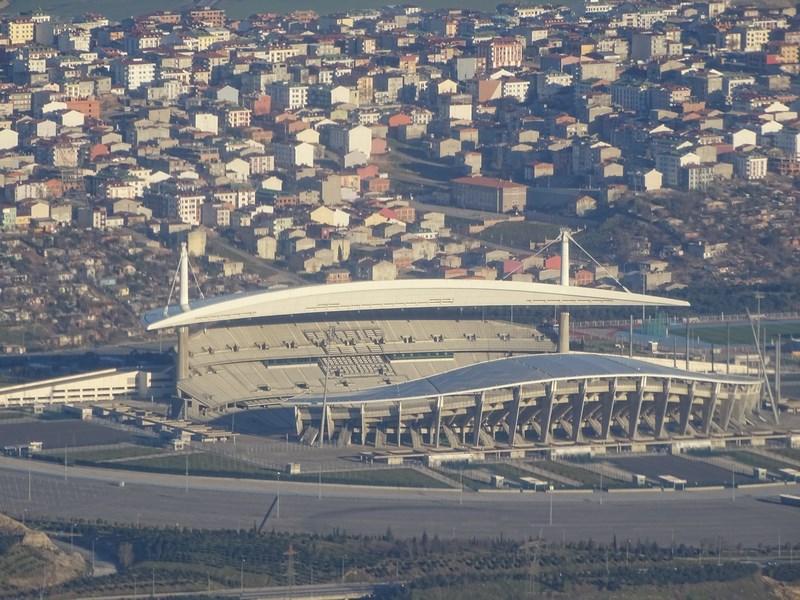 70. Ataturk Stadium