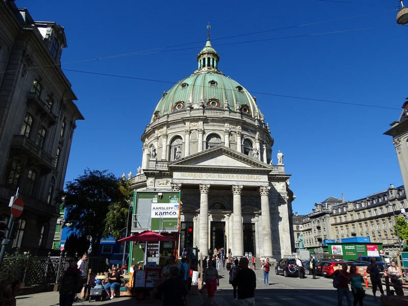01. Biserica de marmura - Copenhaga
