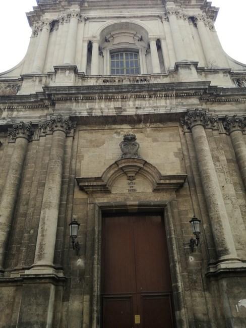 03. Biserica baroca Catania Sicilia