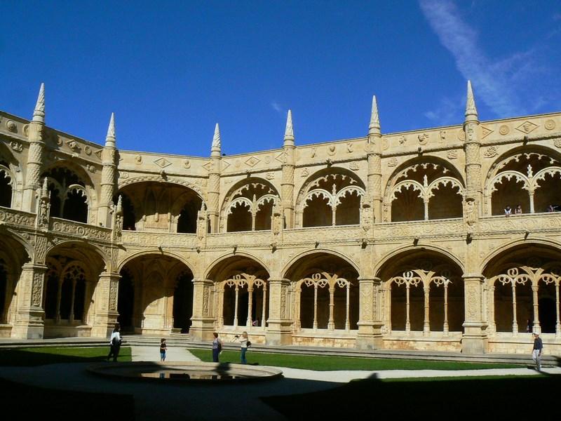 03. Manastirea Jeronimos Lisabona