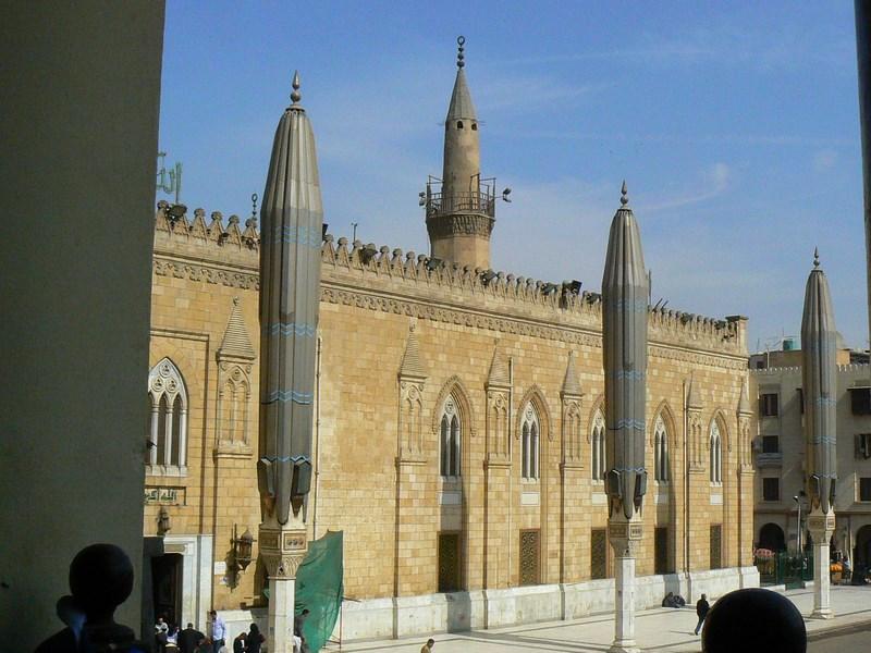 03. Moschee Cairo