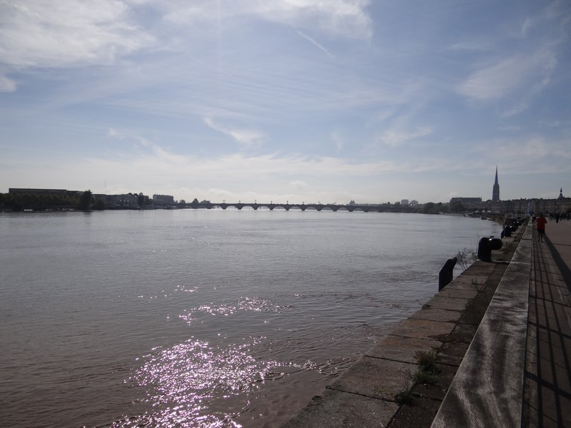 04. Garonne in Bordeaux