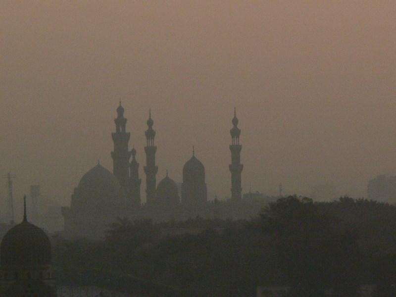 06. Apus in Cairo