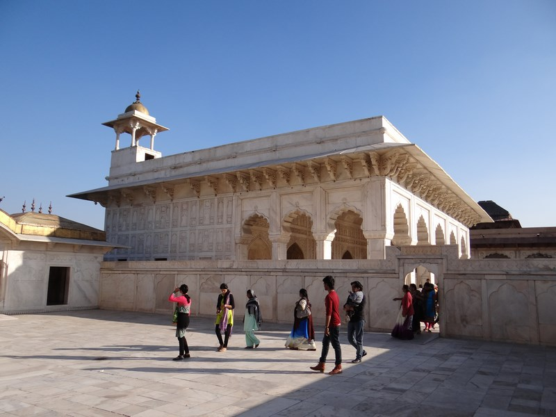 08. Red Fort - Agra