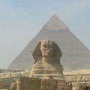 10. Sfinx Cairo Egipt. Valea Nilului