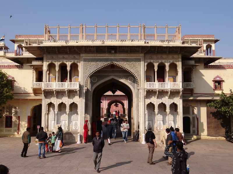 11. City Palace Jaipur