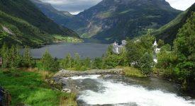 13. Fjord Norvegia Scandinavia