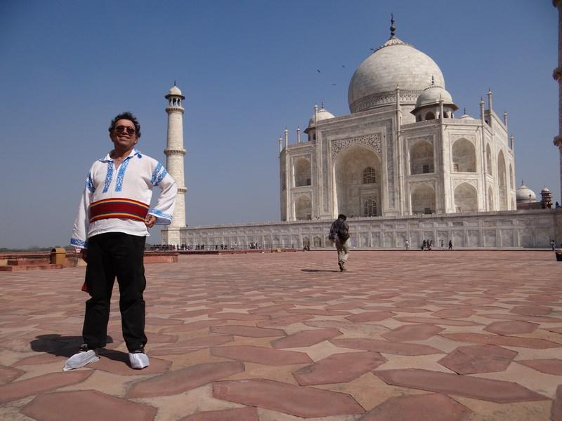 15. Taj Mahal, Agra, India