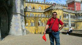 17. Sintra Portugalia
