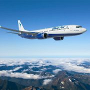 Boeing 737 MAX8 Blue Air