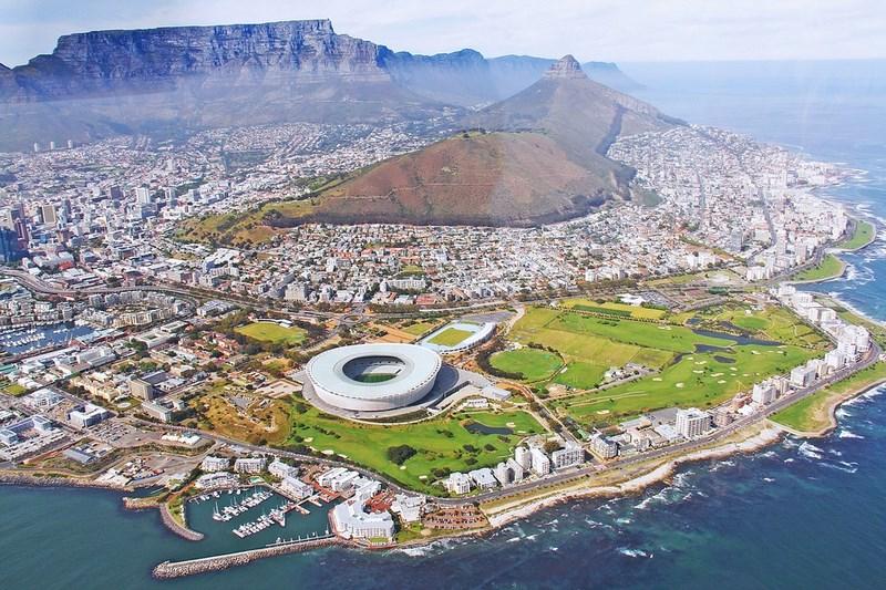01. Cape Town De Sus