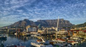 02. Cape Town Water Front