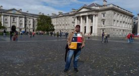 03. Trinity College Dublin Irlanda