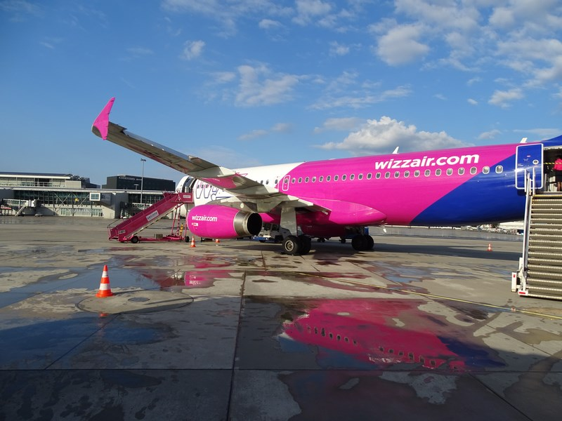 05. Wizz Air Varsovia