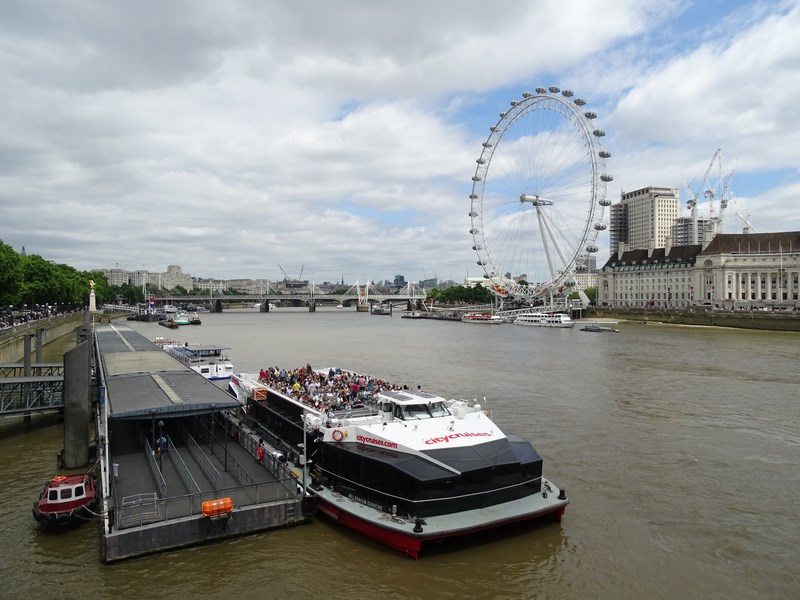 07. London Eye