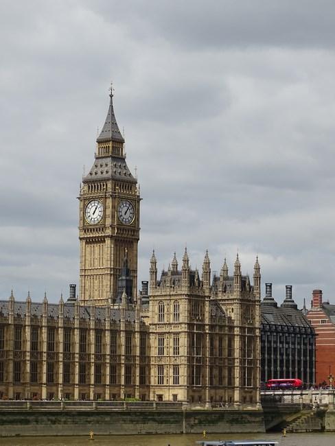 08. Big Ben Londra