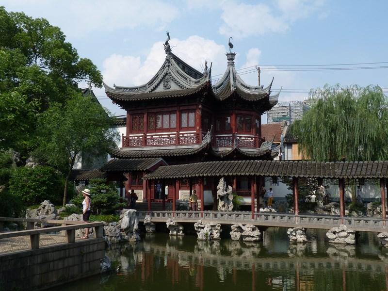 08. Gradina Yuyuan