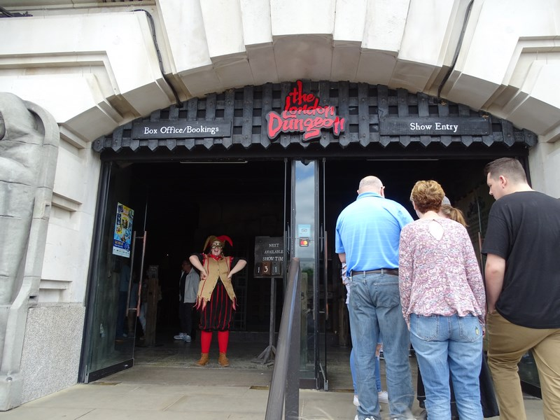 09. London Dungeon