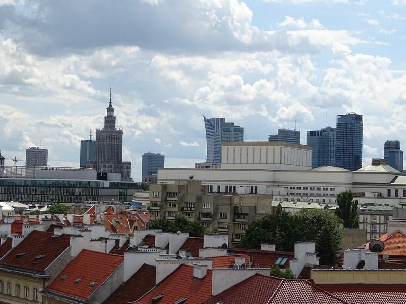 13 Panorama Varsovia