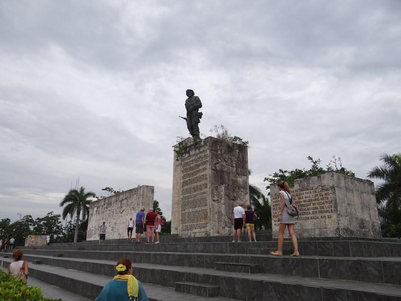 13. Che Guevara in Santa Clara