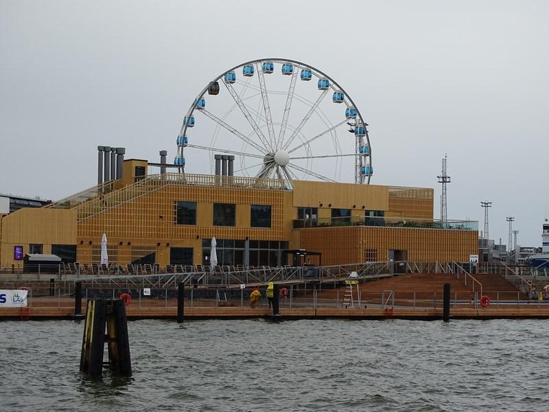 14. Sky Wheel - Helsinki