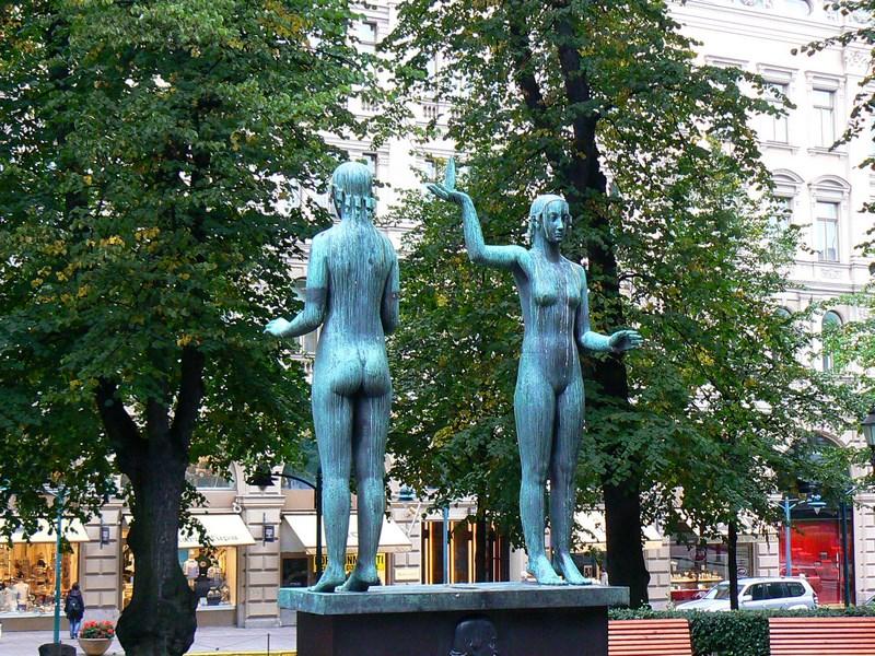 21. Finlandeze dezbracate