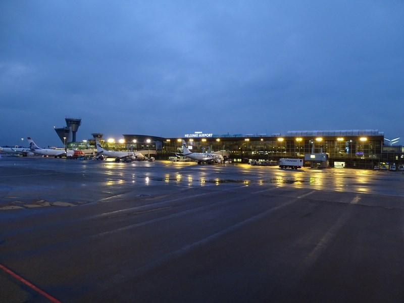 22. Aeroport Helsinki
