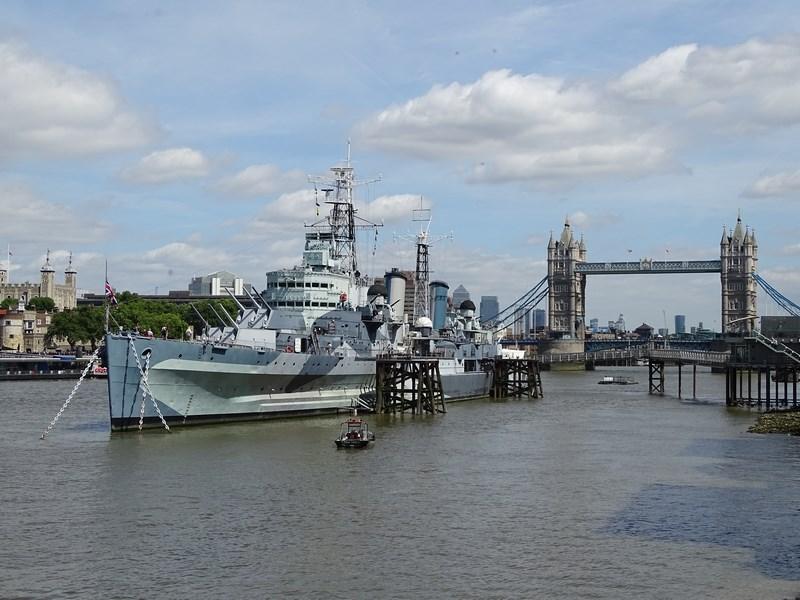 25. HMS Belfast