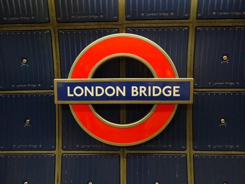 28. Metrou Londra