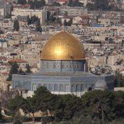 13. Ierusalim Palestina Cupola Stancii
