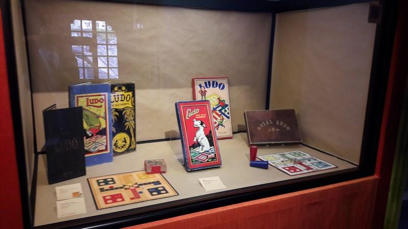 . Muzeul Jocurilor Elvetia