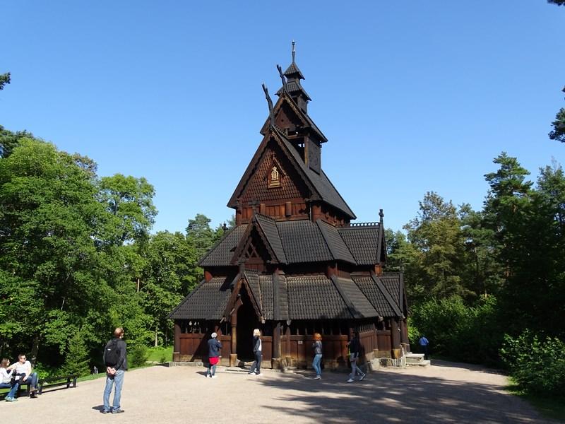 16. Biserica De Lemn Oslo