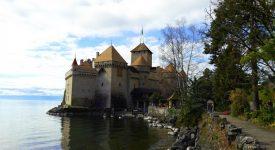 . Chillon Castle