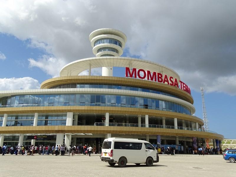 29.. Gara SGR Mombassa