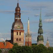 37. Riga Letonia