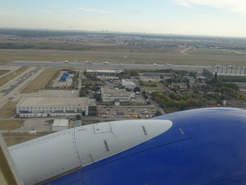 . Blue Air Otopeni Valencia