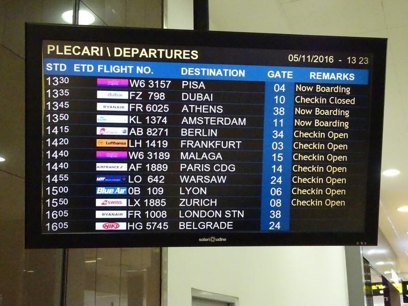 . Otopeni Airport