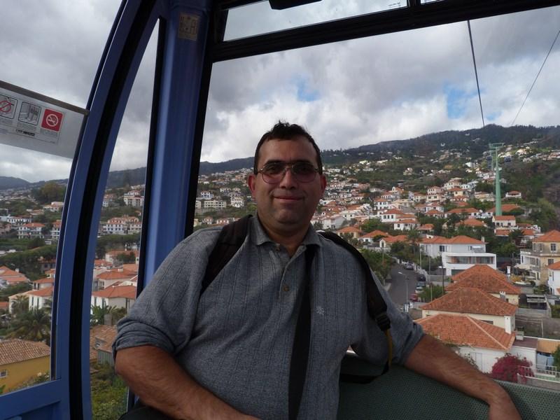 . Telecabina Funchal