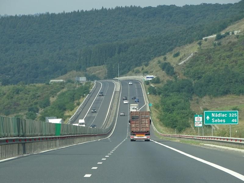 . Autostrada Sibiu Deva
