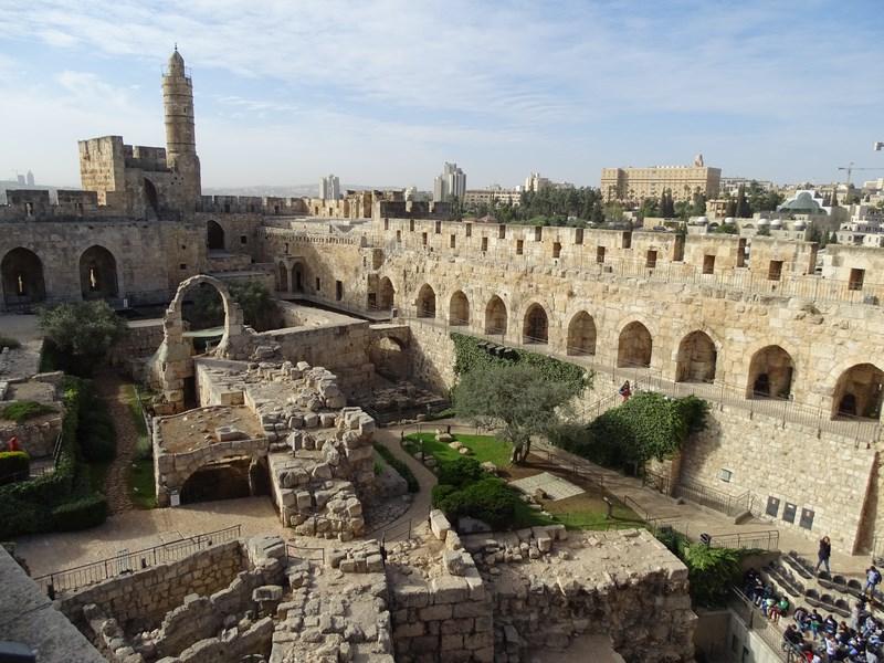 . Fortareata Ierusalim