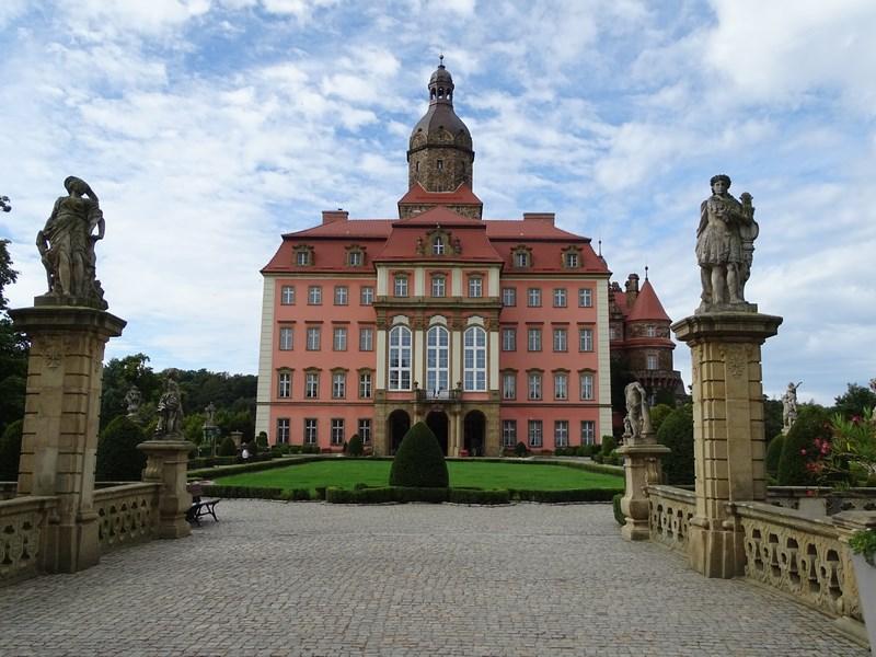 . Ksiaz Castle